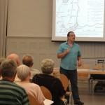 Conférence sur l'évolution de l'écriture en Alsace