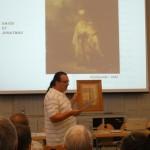 Conférence sur le fragment juif et le fonctionnement de la fabrique