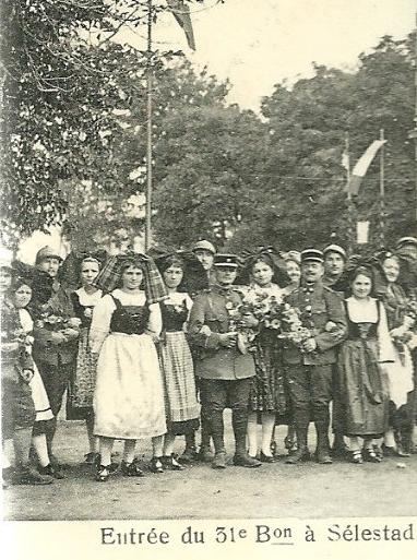Selestat 1918
